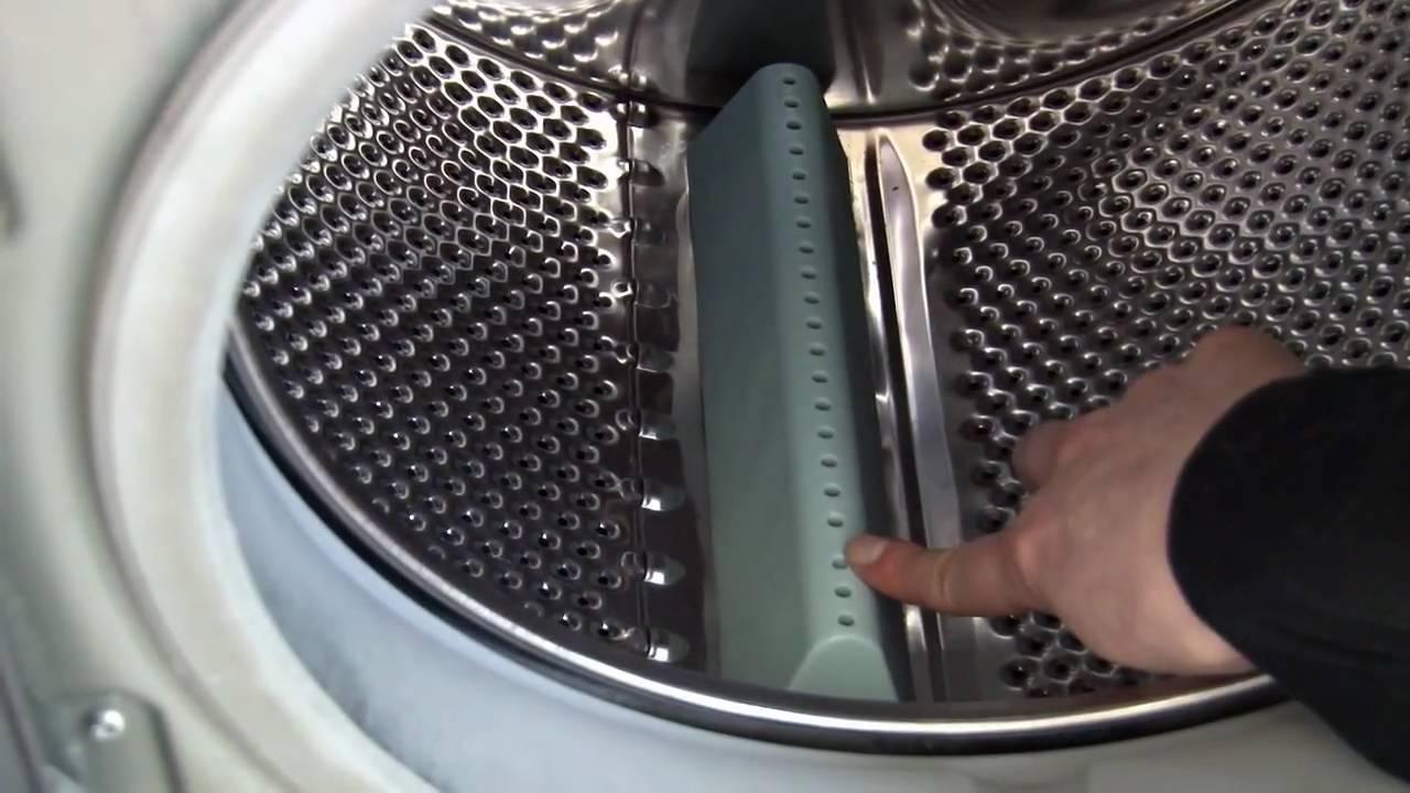 washer machine drum